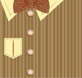 Vintage shirt design Stock Photo