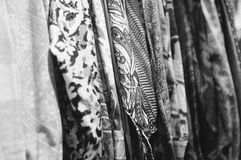 Vintage shirts Royalty Free Stock Images