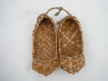 Vintage Shoes Sandals Royalty Free Stock Photography