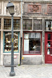 Vintage Shop Front Royalty Free Stock Photography