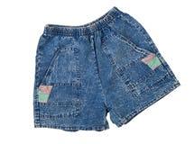 Vintage shorts Stock Photo