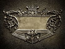 Vintage sign background Royalty Free Stock Photos