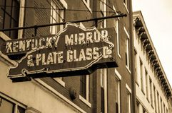 Vintage Sign Stock Photo