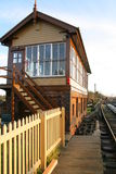 Vintage Signal Box Stock Images