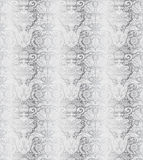 Vintage silver seamless pattern Royalty Free Stock Images