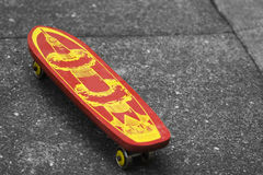 Vintage Skateboard Royalty Free Stock Photos
