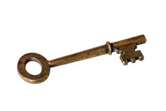 Vintage Skeleton Key Stock Images
