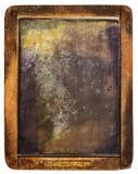 Vintage slake blackboard Stock Image