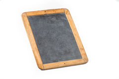 Vintage slate chalk board Royalty Free Stock Images