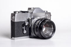 Free Vintage SLR Camera Royalty Free Stock Photography - 39806997