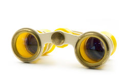 Vintage small binocular Royalty Free Stock Photography