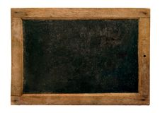 Vintage small slate Royalty Free Stock Photography