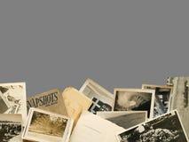 Vintage snapshots Stock Photo