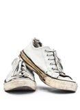 Vintage sneaker Royalty Free Stock Image