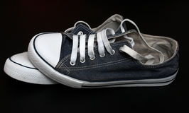 Vintage sneakers Royalty Free Stock Photography
