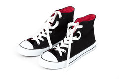 Vintage sneakers Stock Images
