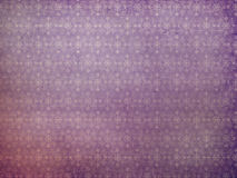 Vintage snowflakes violet background Royalty Free Stock Images