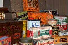 Vintage Soaps Stock Photo