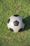 Vintage Soccer ball Royalty Free Stock Images