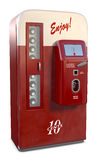 Vintage Soda Machine Stock Images