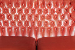 Vintage sofa royalty free stock image