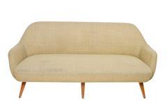 Vintage sofa Royalty Free Stock Photos
