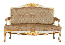 Vintage Sofa Stock Image