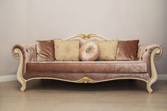 Vintage Sofa Stock Images