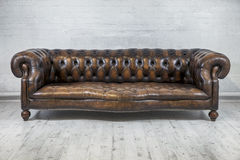 Vintage sofa Royalty Free Stock Photography