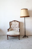 Vintage Sofa In The Room Royalty Free Stock Photo