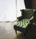 Vintage sofa in room Royalty Free Stock Photography