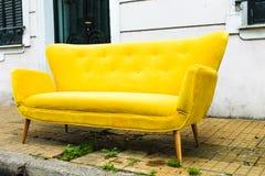 Vintage Sofa Royalty Free Stock Photo