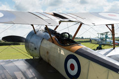 Vintage 1916 Sopwith Pup British fighter Stock Photography