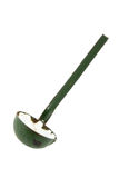 Vintage soup ladle isolated Royalty Free Stock Photos