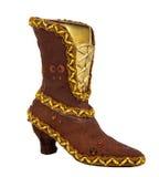 Vintage souvenir boot Stock Images