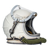 Vintage space helmet Royalty Free Stock Images