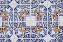 Vintage spanish tiles Royalty Free Stock Photo
