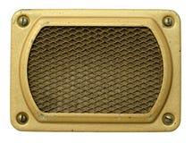 Vintage Speaker Stock Image