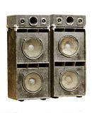 Vintage Speakers Royalty Free Stock Photo