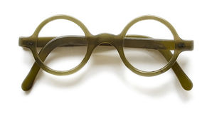 Vintage spectacles Stock Image