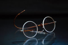 Vintage spectacles Stock Photography