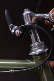 Vintage speed gear shifter Stock Image