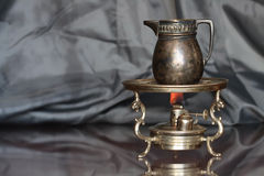 Vintage Spirit Lamp Royalty Free Stock Photo