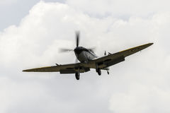 Vintage Spitfire fighter Royalty Free Stock Photography