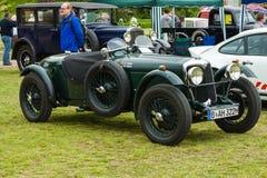 Vintage sports car Riley 12/4, 1936 Stock Images