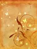Vintage spring background Royalty Free Stock Image