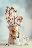 Vintage Spring Blossom Stock Image
