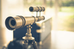 Vintage Spyglass Royalty Free Stock Image