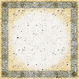 Vintage square border background Royalty Free Stock Image