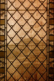 Vintage Stained-glass Window Royalty Free Stock Image